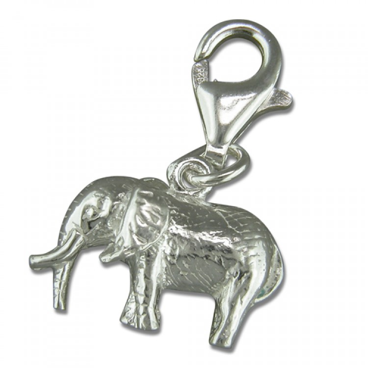 Clip on elephant