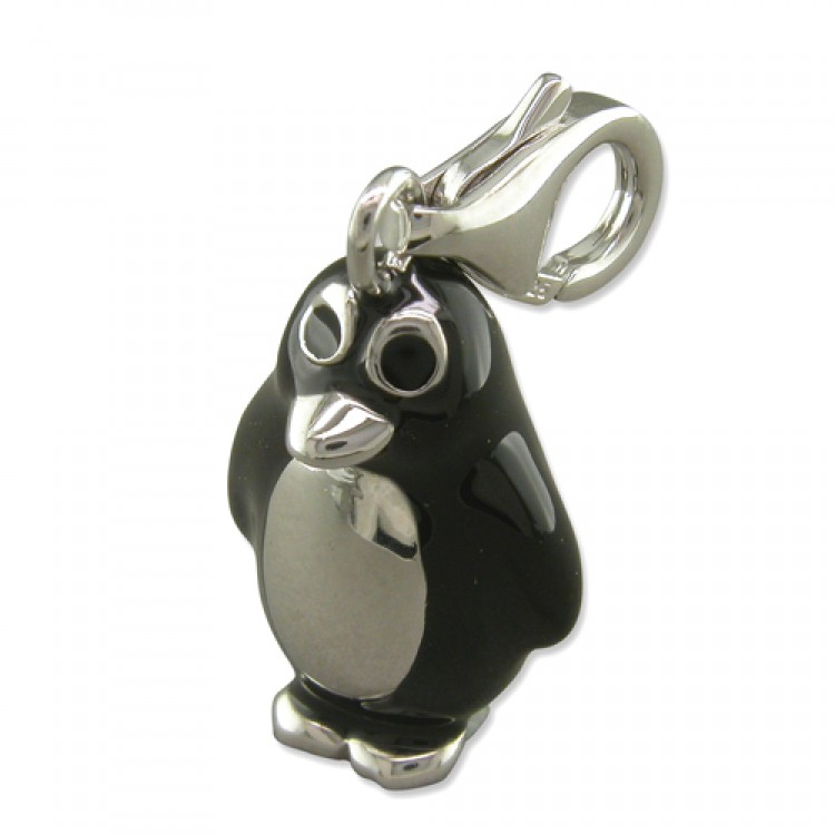 Clip on penguin