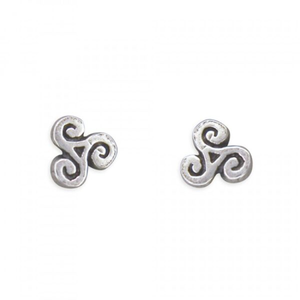 Triple swirls (priced per pair)