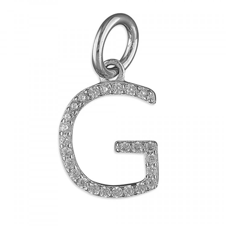 G Thin cubic circonia initial