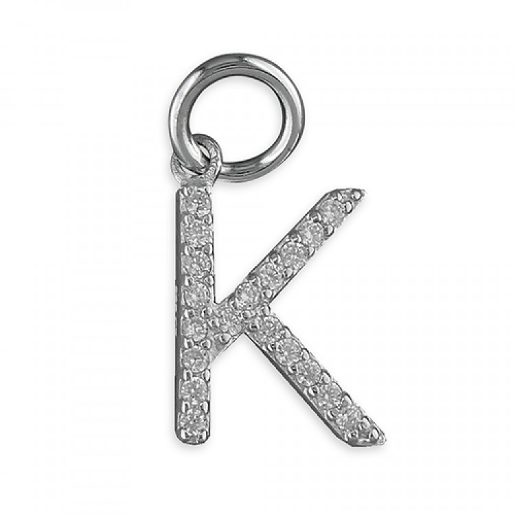 K Thin cubic circonia initial