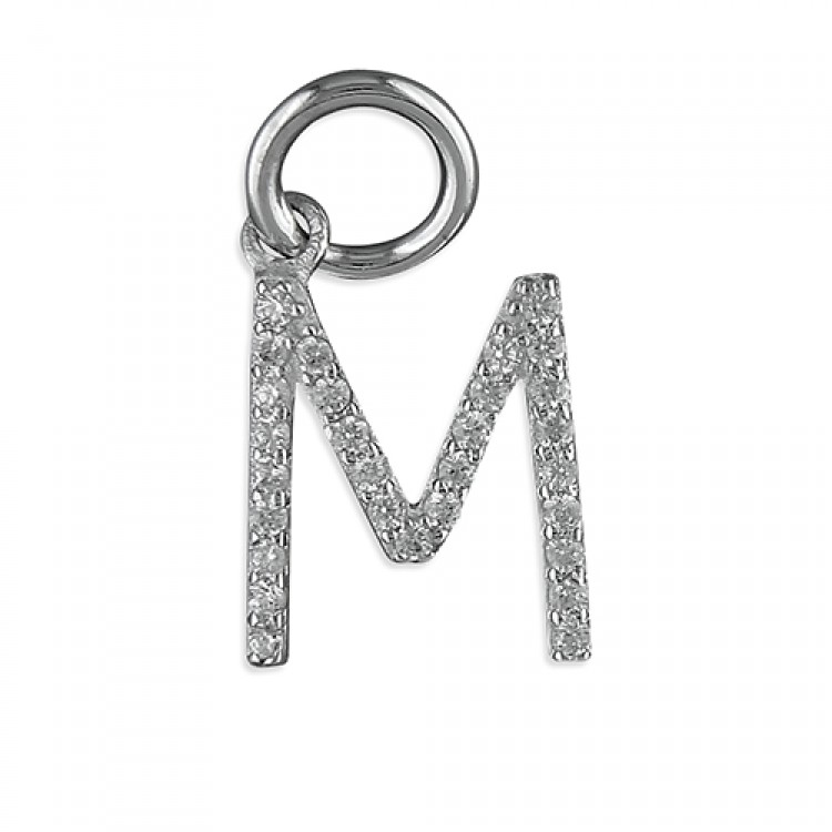 M Thin cubic circonia initial