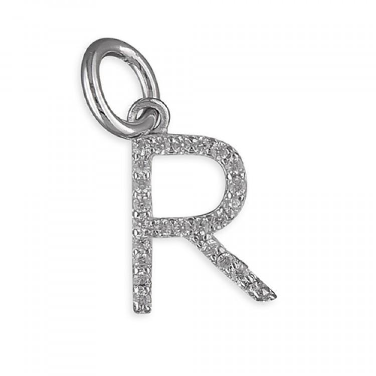 R Thin cubic circonia initial