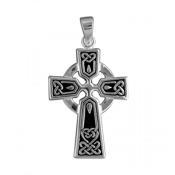 Mens medium Celtic cross
