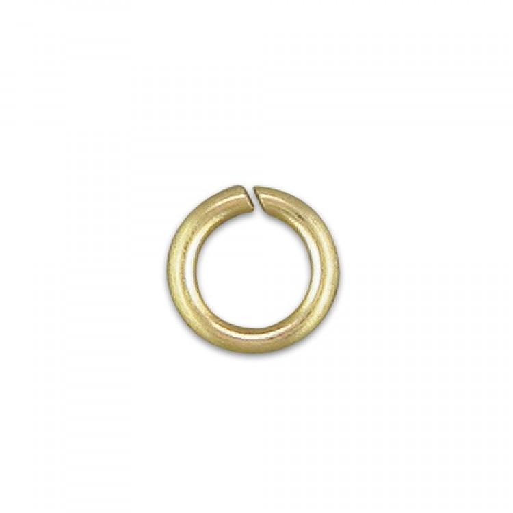5mm heavy jump ring(per 5)