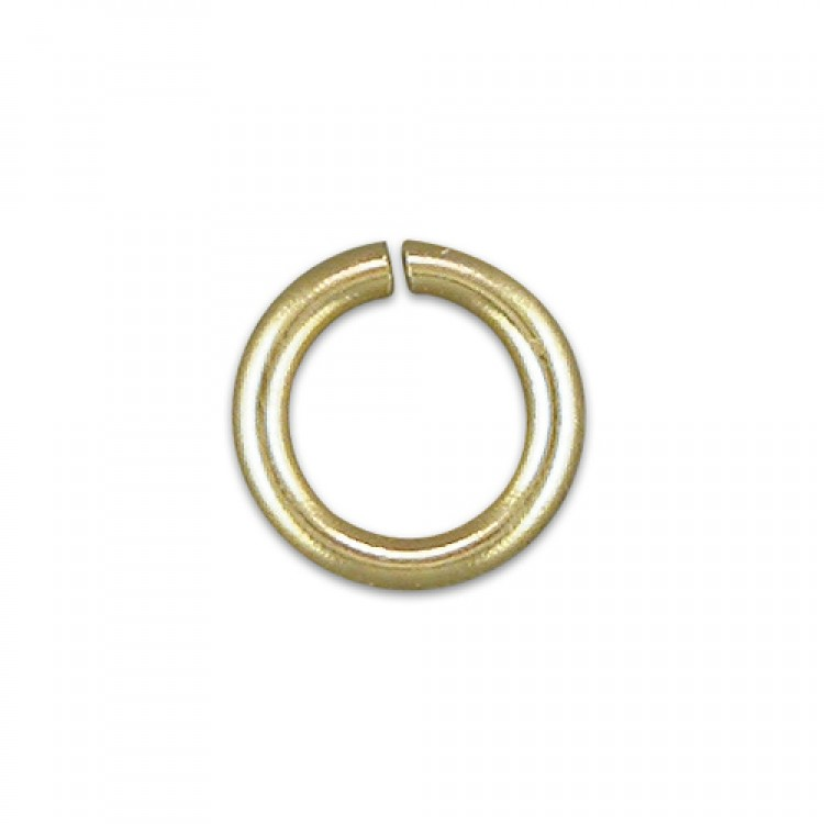 7mm heavy jump ring (per 5)
