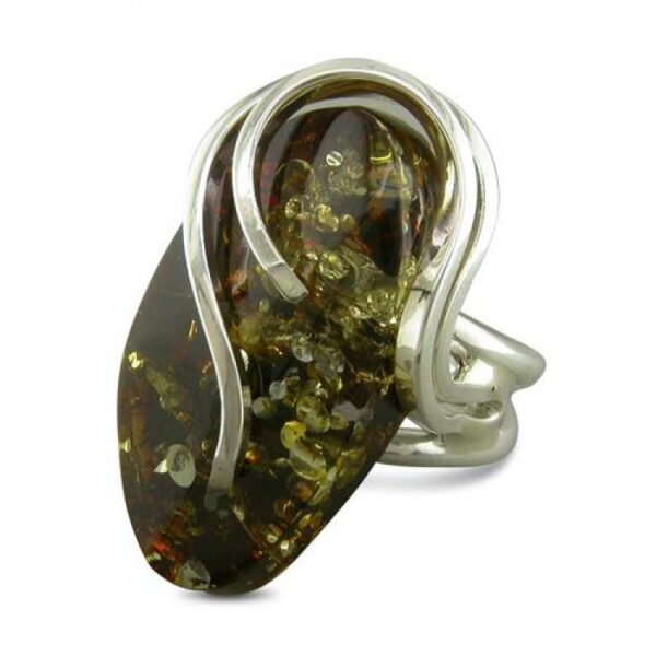 Curve-overlay green amber (adjustable)