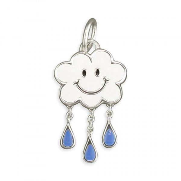 Pippa happy rain clouds