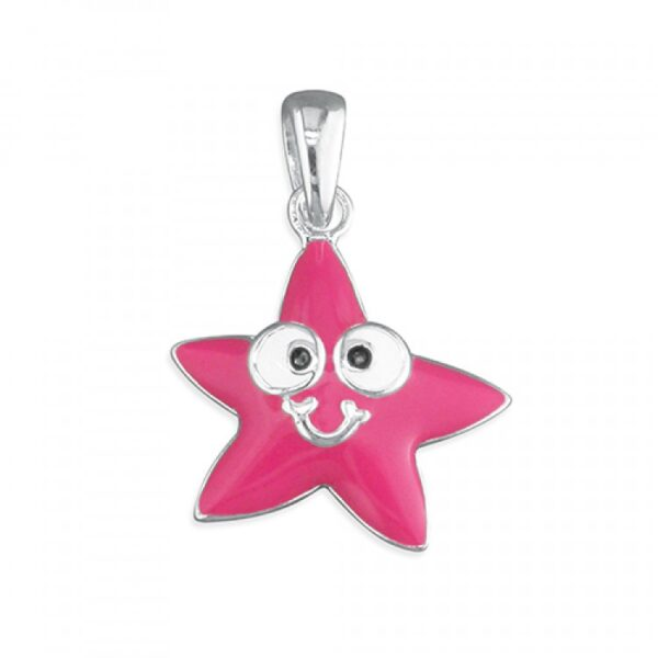 Pippa pink starfish