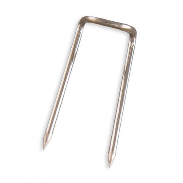 Nickel jewellery pins(per 100)
