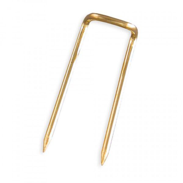 Gilt jewellery pins(per 100)