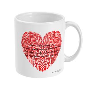Love Coffee Mug Quote Coffee Mug Cute Coffee Cup Gift for