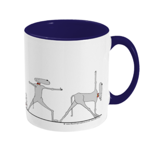 Whippet Yoga Mug, Whippet Mug, Whippet Gifts and Yoga Gifts For Yoga or Dog Lover, Teacher, Yogis, Men, Her, Mum, Dad, Boyfriend, Girlfriend