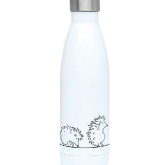Hedgehog Yoga Hedgehog Evolution Water Bottle 500ml Stainless Steel (LINE5HH_WB500ML)