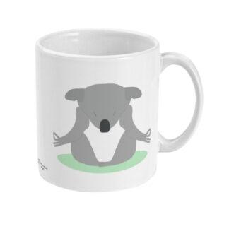 Yoga Koala Bear Mug
