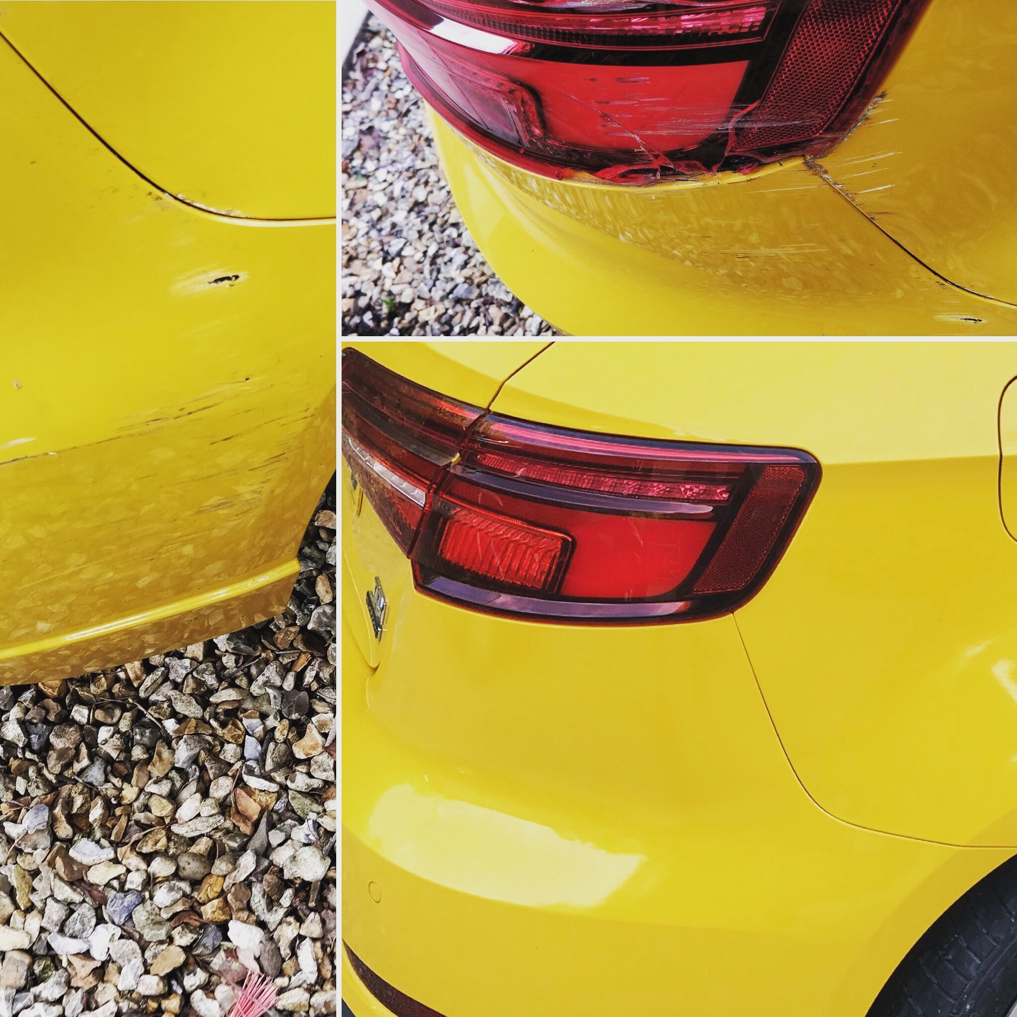 car scratch repair for audi car bristol