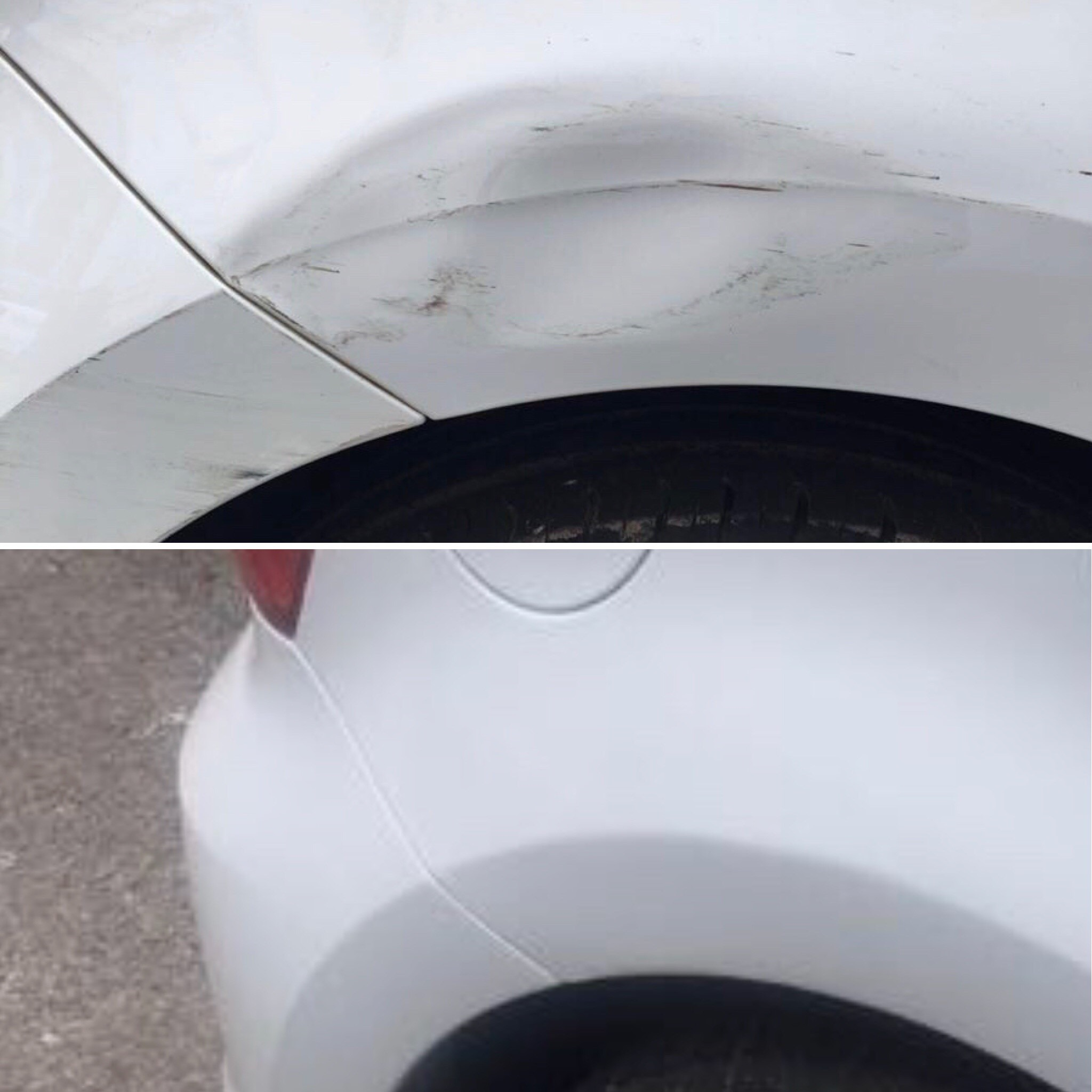 car dent repair, dent removal company