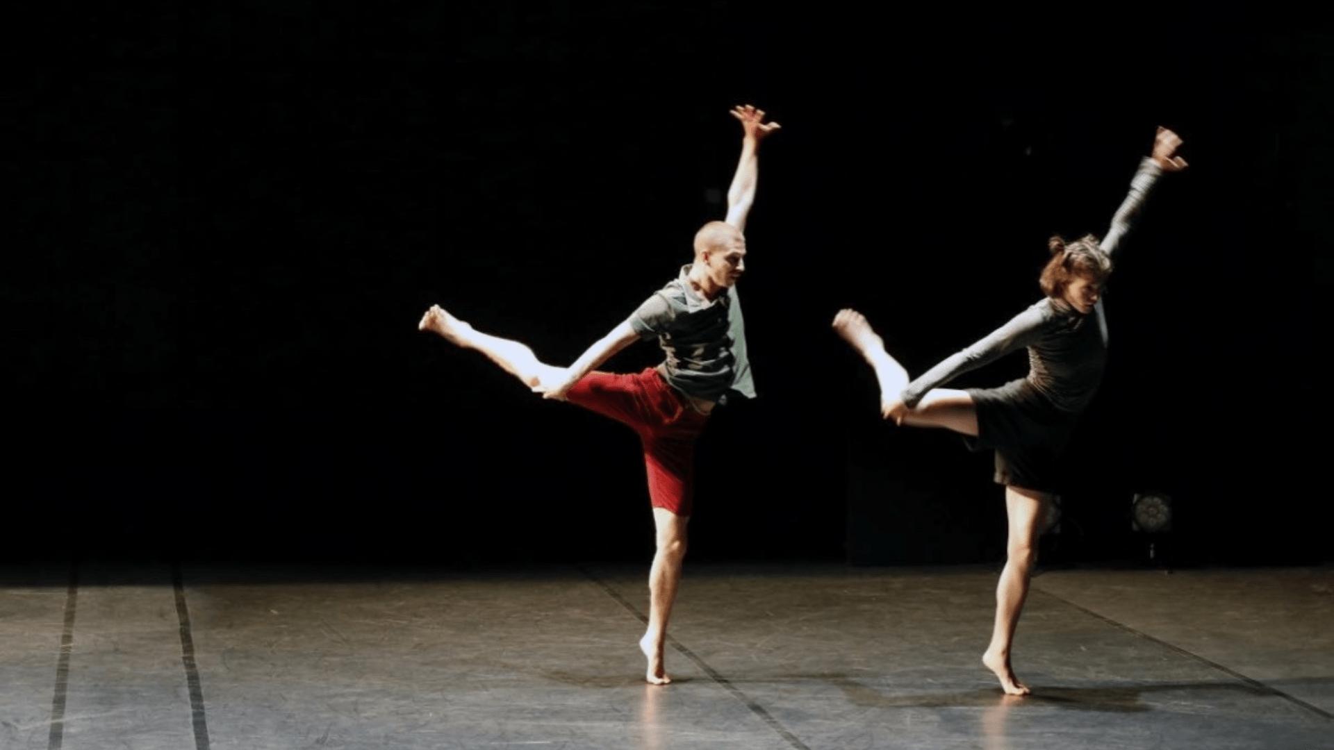 Laurin Thomas e Ida Kaufmann Research on the impact of absurdism to contemporary dance/ Ricerca sull'impatto dell'assurdo nella danza contemporanea