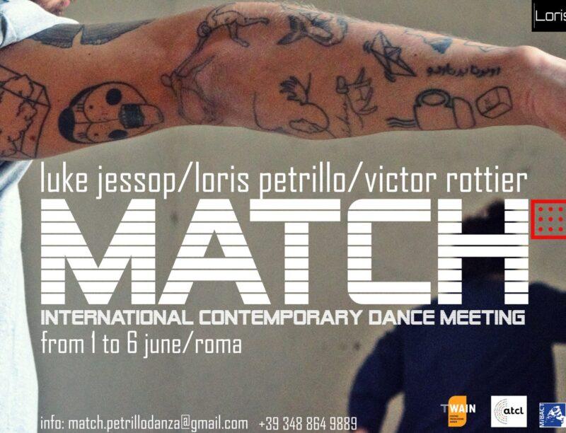 MATCH - International Contemporary Dance Meeting