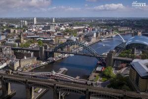 Tyne and the Bridges