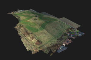 3d mapping by drone. Hire a drone pilot today to map your location. North East drone mapping