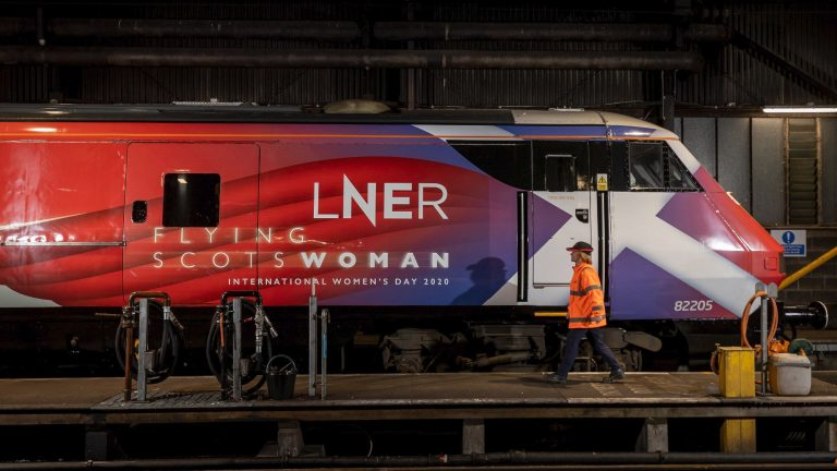 Read more about the article LNER Flying Scotswoman IWD2020