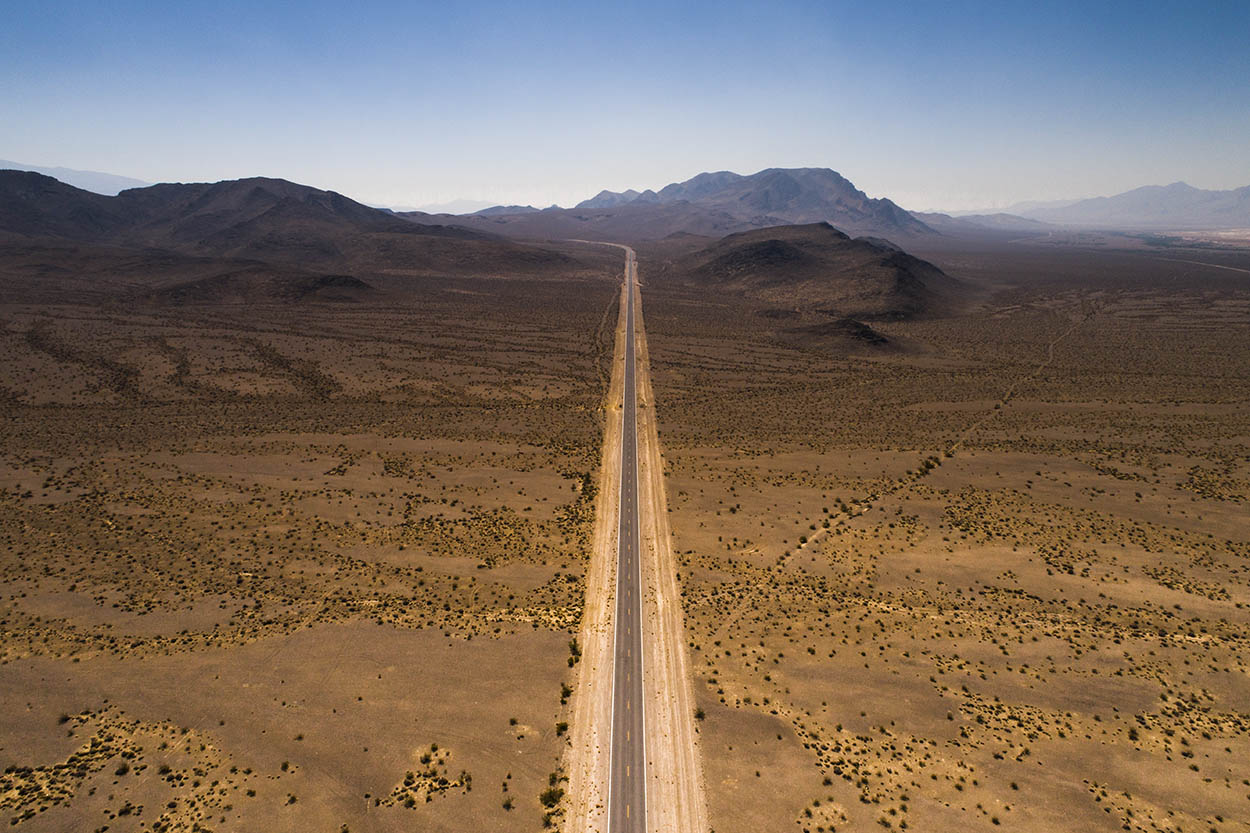 Death valley. droning in holiday. CAA PfCO insured operator from Newcastle
