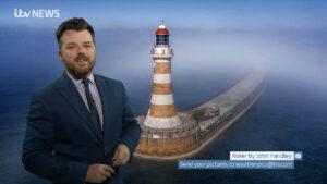 Roker Pier on Tyne Tees weather