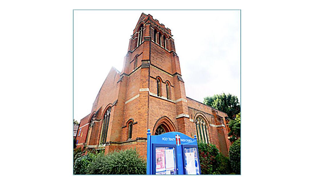 Holy Trinity Church, Winchmore Hill N21