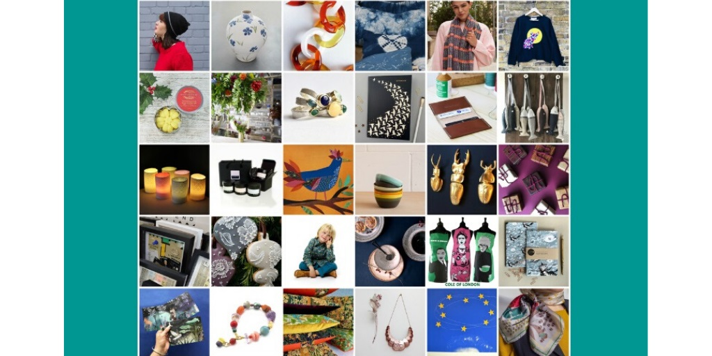 Muswell Hill Creatives Winter Market Saturday 30th November 10:30am-4pm St James Square