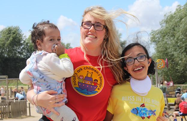 Noah's Ark Children's Hospice faces a fight for its future amid Coronavirus