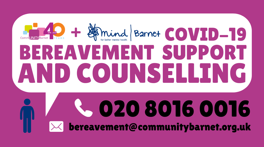 Bereavement Counselling & Support