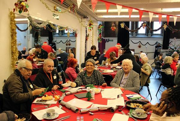Volunteers needed christmas day