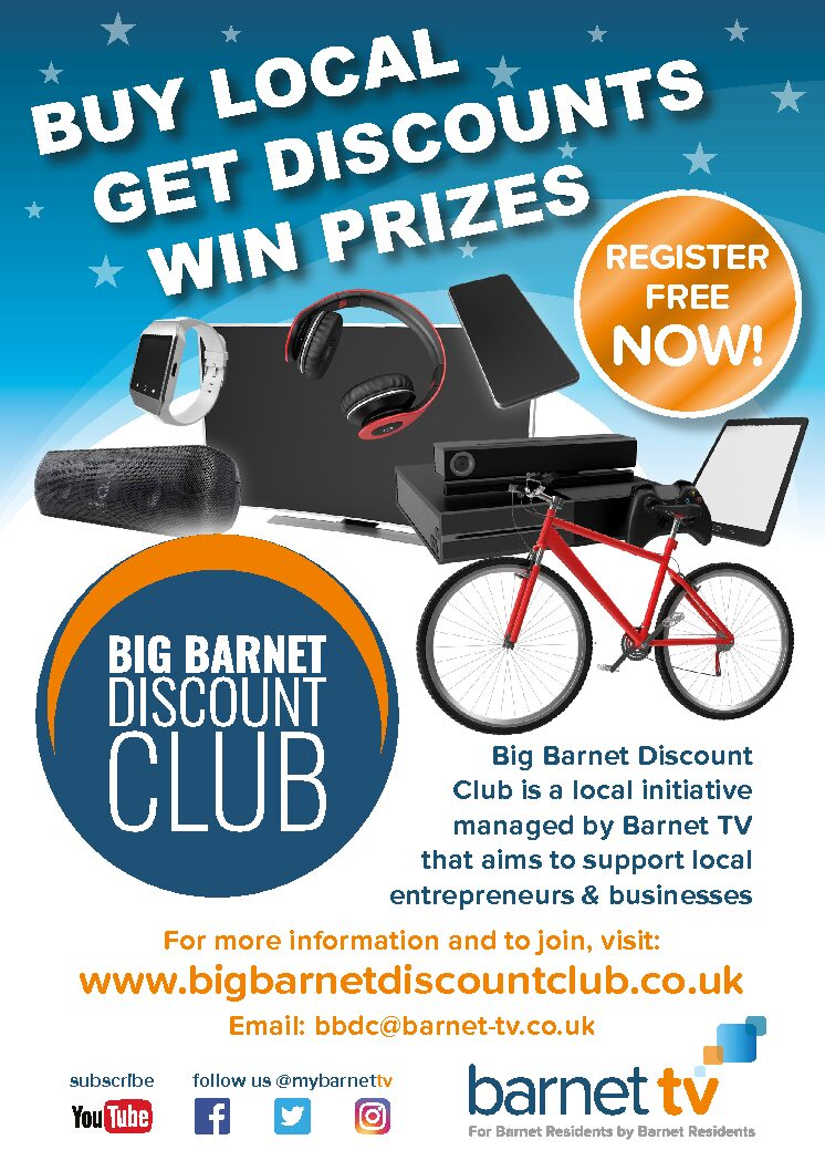 High Barnet Discount Club