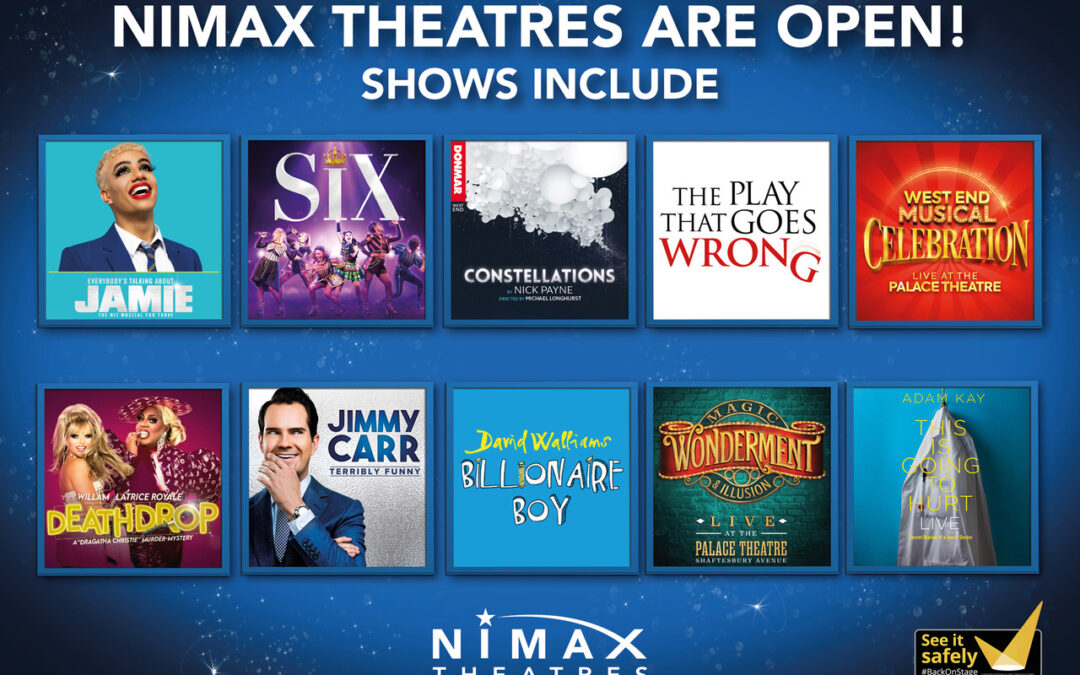 Nimax Theatre Competion