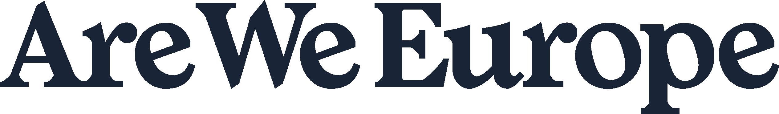 logo are we europe