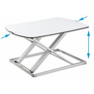 επιτραπέζιο ανυψωτικό καθίσματα επιτραπέζιο μετατροπέα για απομακρυσμένη εργασία