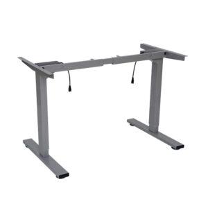 escritorio ajustable eléctrico del marco del escritorio de pie