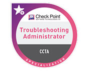 Check Point Certified Troubleshooting Adminstrator