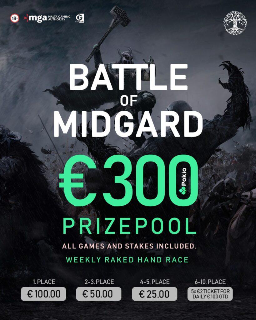 Покио Исильдур Круг битвы за Мидгард