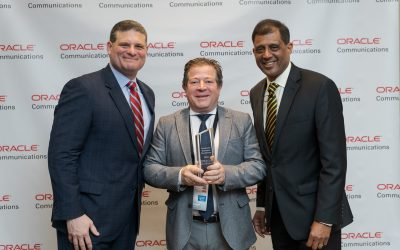 DATATRONICS: Oracle Awards at OIC18 NY in Solutions Business Excellence for SBC Service Providers IMS Core for VoIP