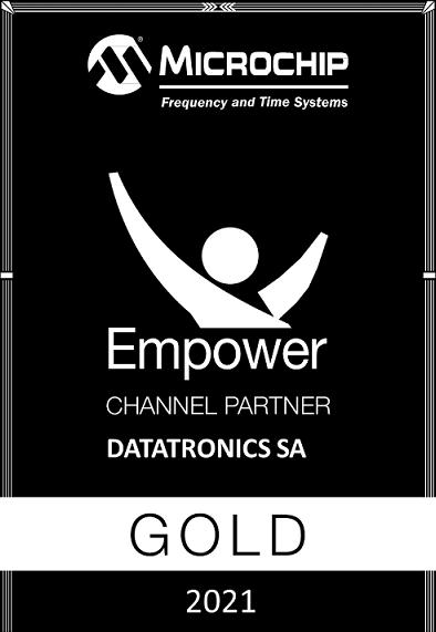 Sincronismo de Tiempo y Frecuencia - Gold Partner Microchip