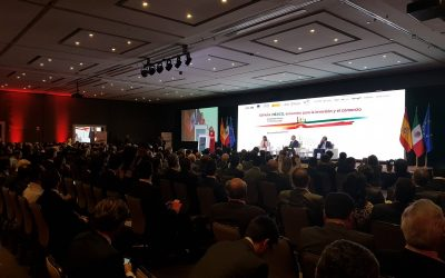 Datatronics participa en el encuentro de empresarios liderado por la Ministra de Industria, Reyes Maroto, y el CEO de Telefónica México, Carlos Morales