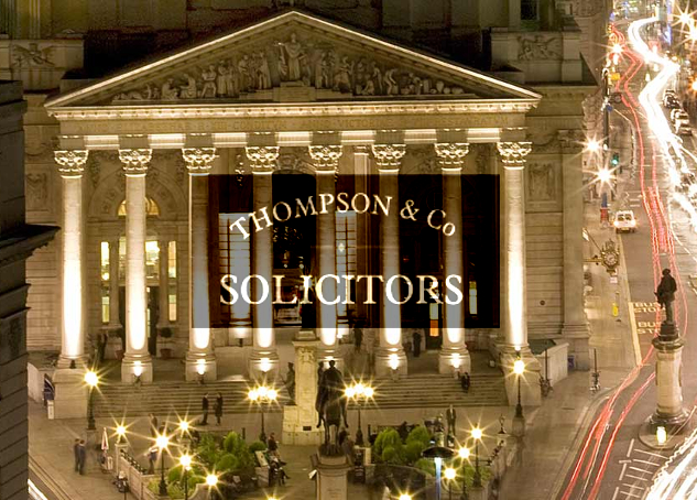 Thompson & Co Solicitors Ltd