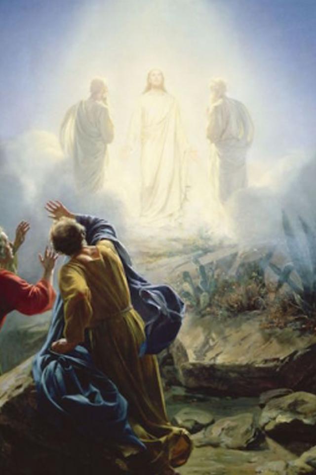 دگرگونی چهره عیسی مرقس ۸: ۲۷-۹: ۸