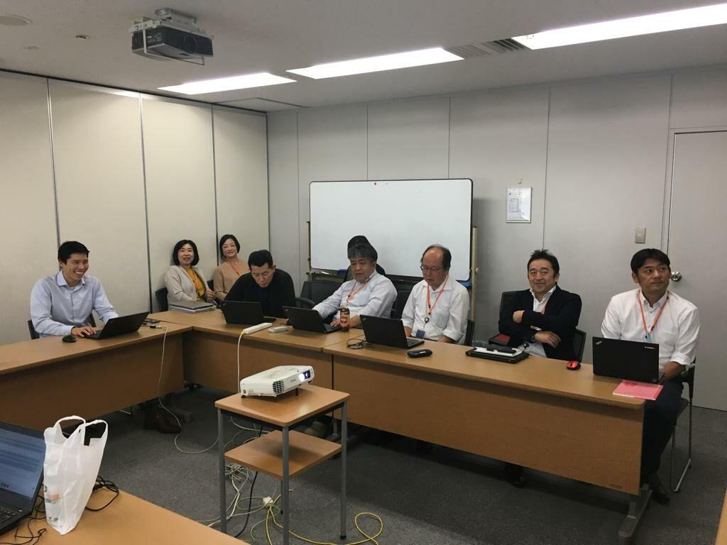 UAT continue at Japan