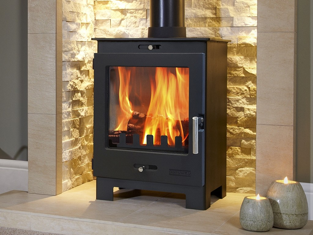 Multi fuel stoves complete with chimney liner and kit from £849