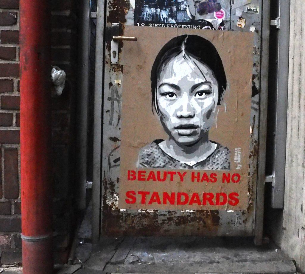 Beauty has no standards