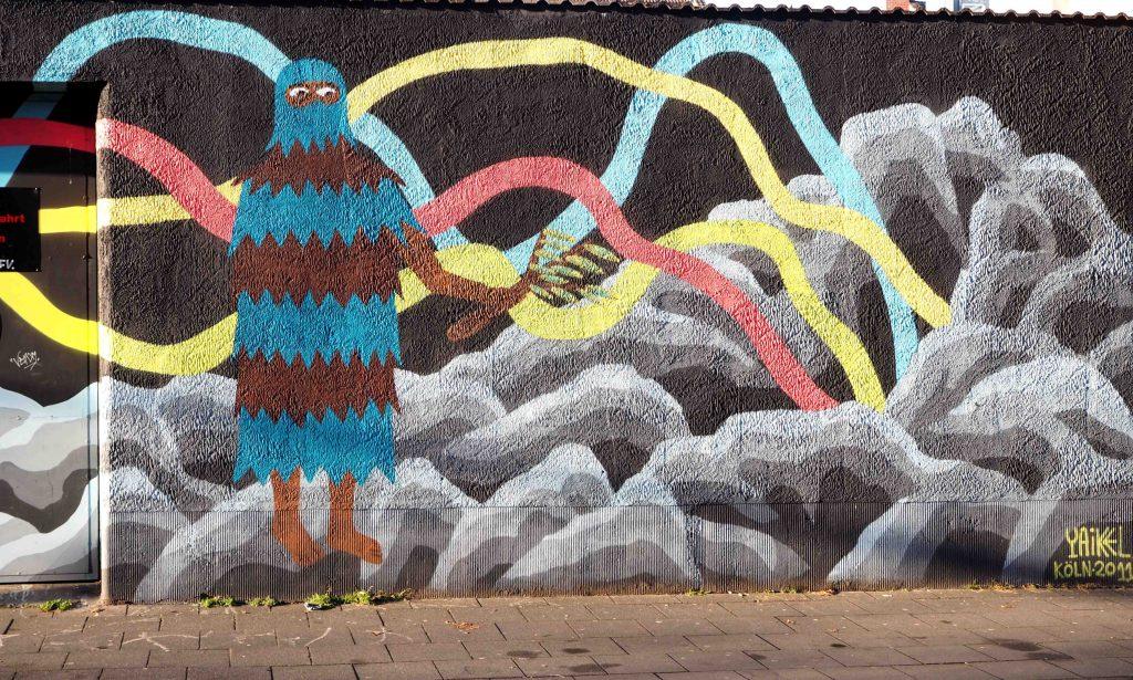 Mural von Yaikel