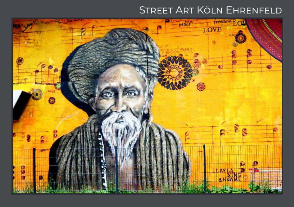 Street Art Buch über Köln Ehrenfeld